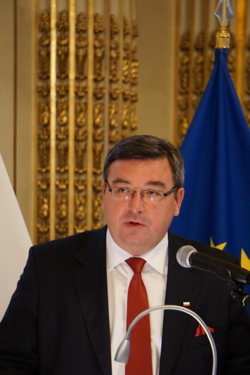 Tomasz Młynarski, Ambasador RP