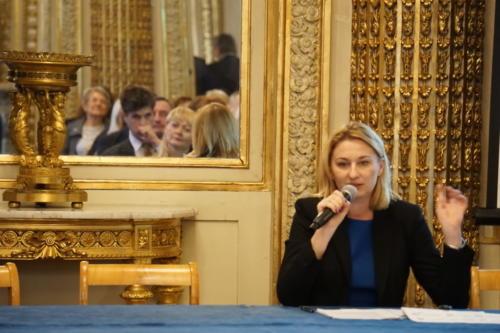 Łucja Sromecka - Ministerstwo Rozwoju