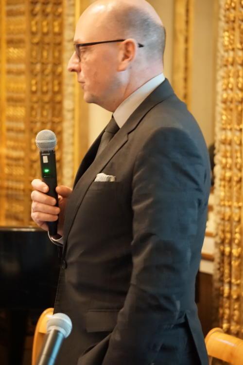 Dariusz Śliwowski - wiceprezes ARP