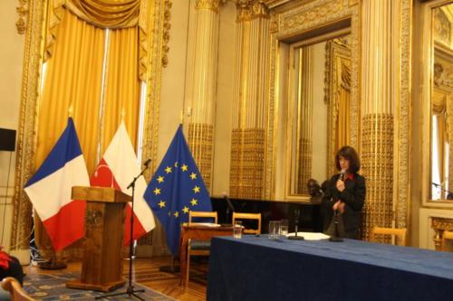 Prezentacja francuskiego banku BPI
