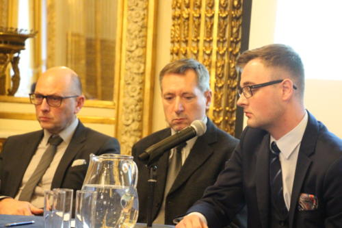 Panel dyskusyjny - międzynarodowe MŚP