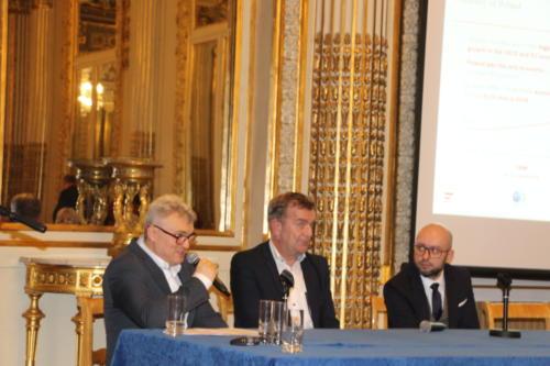 Panel dyskusyjny - Kooperacja międzynarodowa w branży IT