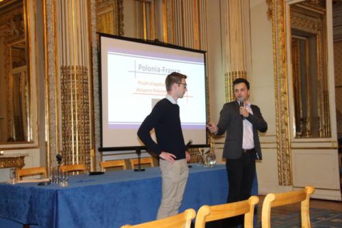 Prezentacja startupu polonijnego