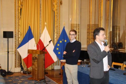 Thibault Sergent et Philippe Salach